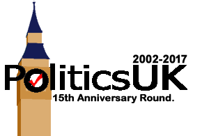 PoliticsUK - A new round, not quite how you remember it